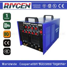 Double Function AC DC Digital Inverter Pulse TIG Welding Machine