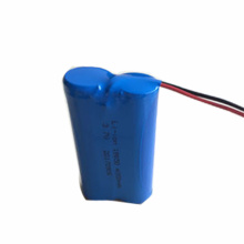18650 3.7V 4000mAh 14.8Wh Li Ion Battery Pack