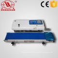 Einstellbare Höhe Abdichtung Maschine in Folge Dichtung kontinuierliche Tasche Impuls Heat Bonding Adhesive Geräteausstattung