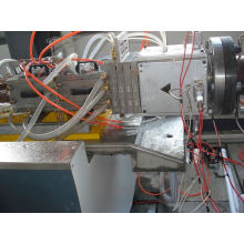 Complete Production Line PVC WPC Profile Extrusion Line