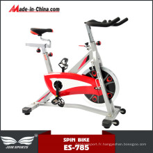 Vélo Stationnaire Spinning de Grande Capacité Commerciale Deluxe