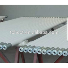 Toho hot selling Best quality High temperature ceramic roller tube pipes rods