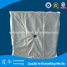 Pano químico do filtro do coletor de poeira para a filtração