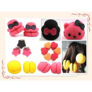 Magic Sponge Hair Roller / Hair Curler / Hair Waver / Many Shapes Sponge Hair Accessories