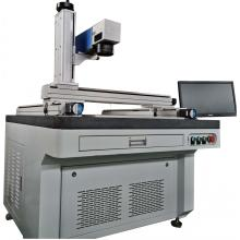 High Efficiency 30w desktop CNC Competitive Price Date Stainless Steel Engrave Machine