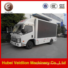 P8 LED Mobile Advertising Trucks for Sale