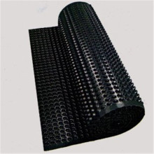 16mm HDPE Dimple Drainage Sheet للسقف الأخضر