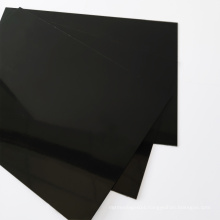 0.5mm Thick Rigid Black Plastic PP Sheet Matt PP Sheet