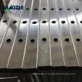 el panel decorativo de la cerca de aluminio utilizó la flecha temporal de la calidad de la fábrica