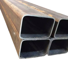 Welded steel tube square  rectangular steel pipe from factory