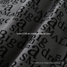100% algodão 21W Imprimir veludo-como veludo de algodão