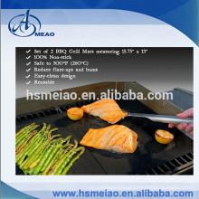 100% antiaderente fácil limpa Teflon grelha churrasqueira