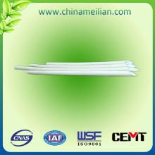 Aislamiento de silicona de fibra de vidrio de manga (E)