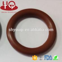 AS568 / JIS / GB standard et non standard tailles viton FKM joint torique joint torique plat