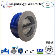 Green product cheap price Tvt Ductile Iron Flap Check Valve