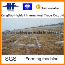 Galvanized C Purlin Used on Solar Bracket, C Channel Steel