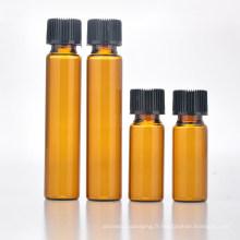 Petite bouteille en verre pour médicaments (NBG16)
