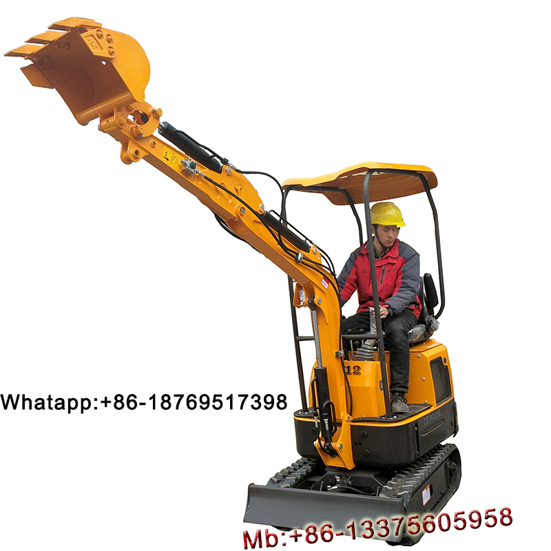 Rhinoceros mini digger