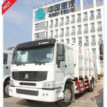 Camión compactador de basura HOWO de Sinotruk para Best Selling en Medio Oriente