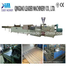 Plastic Sheet Roofing Panel Extrusion Line