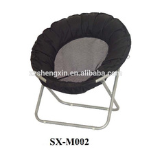 Mobília ao ar livre cadeira macia da lua