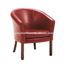 Hotel leisure wooden arm chair XY2620