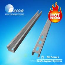 Galvanized Steel Brackets (Strut Channel)