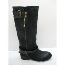 New Back Women Boot with Zipper (S 15)