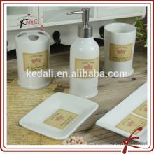 Горячий продает вспомогательное оборудование ванной комнаты фарфора фарфора для дома