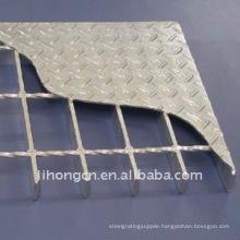 galvanized compound grating