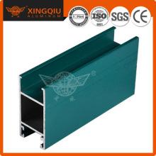 Поставка высококачественных алюминиевых оконных и дверных профилей