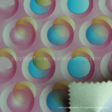 Sac de mode PVC en cuir (QDL-BV002)