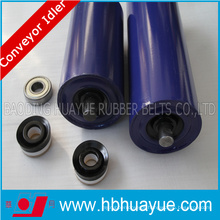 Conveyor Impact Idler Roller for Cleaning, Rubber Disc Return Roller, Carry Idler, Impact Roller, Belt Conveyor Idler