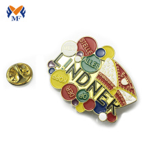 Customized Event Metal Badge emblems engraving