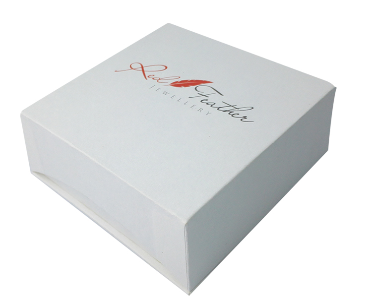 Jewellery box packaging set