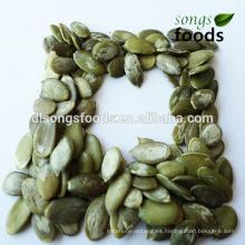 Semillas de calabaza fresca, semillas de China, pepitas de calabaza