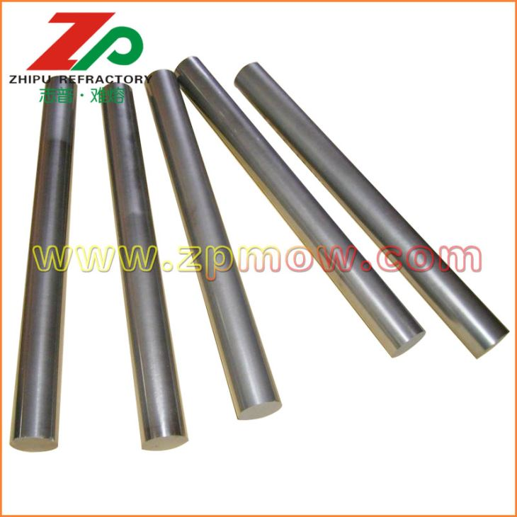 molybdenum alloy bars