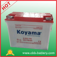 Cheap Rate 12V Electric Rickshaw Battery 170ah