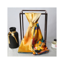 16MM 89*89CM 100%Pure Silk Scarf For Women