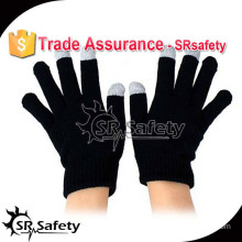 SRSAFETY Hot selling fashion touchscreen winter gloves,phone gloves women,phone touchscreen gloves