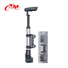 small mini Hand bike tire pump/2018 new model best bike pump/wholesale floor bicycle pump instructions