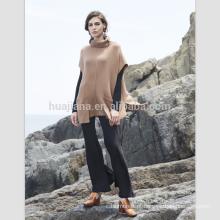 colete feminino de camisola de moda caxemira