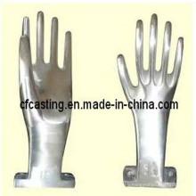 Нержавеющая стальная Прессформа перчатки для литья