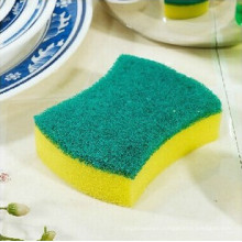 Cleaning Sponge of Dishes