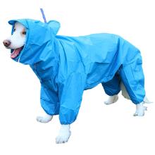 10 impermeável impermeável 4 pernas animais capa de chuva