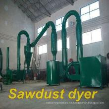 Máquina industrial del secador ISO9001 para el serrín