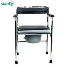 Household Medical Equipment Folding Commode Chair
