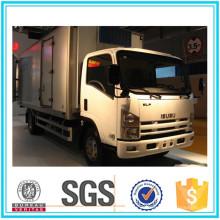 Cimc 4X2 Mini camión refrigerado camión refrigerado en venta