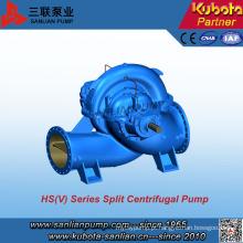 Série HS Sucção dupla horizontal caso bomba (HS450-350-450B)