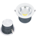 30W LED Down Light 2400lm Högre ljus